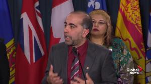 Muslim Canadian Forum spokesperson: Hate speech is not free speech